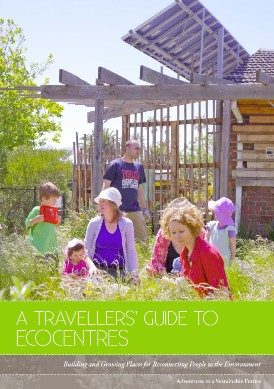 A Travellers Guide to Ecocentres Book
