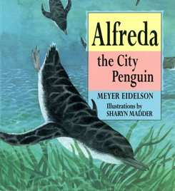 Alfreda the City Penguin Book